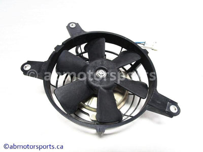 Used Yamaha ATV YFZ450 OEM part # 5TG-12405-00-00 fan for sale