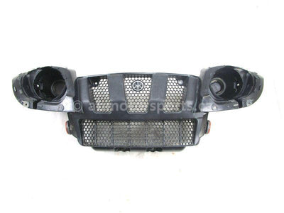 A used Front Grill from a 2005 GRIZZLY 660 Yamaha OEM Part # 5KM-28309-00-00 for sale. Yamaha ATV parts… Shop our online catalog… Alberta Canada!