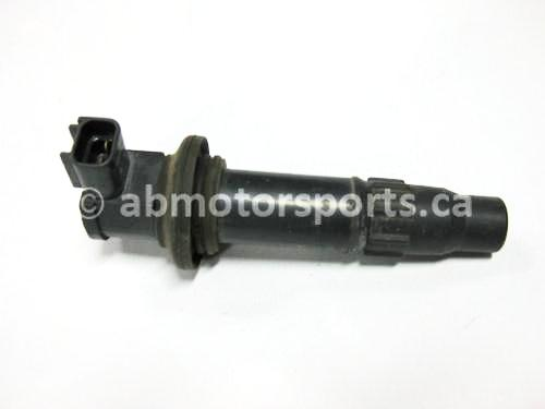 Used Yamaha Dirt Bike YZ250F OEM part # 5UL-82310-10-00 OR 5UL-82310-00-00 ignition coil for sale