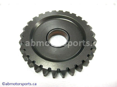 Used Yamaha Dirt Bike TTR 125 OEM part # 5HP-15651-00-00 kick idle gear 28 teeth for sale