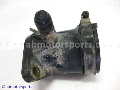 Used Yamaha Dirt Bike TTR 125 OEM part # 5HP-13586-00-00 carb boot for sale