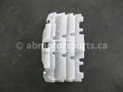 Used Yamaha Dirt Bike YZ250F OEM part # 2S2-2172A-80-00 right rad guard for sale