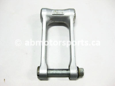 Used Yamaha Dirt Bike YZ250F OEM part # 5XC-2217F-G0-00 rear arm connecting arm for sale