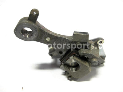 Used Yamaha Dirt Bike YZ250F OEM part # 1C3-2580W-50-00 OR 1C3-2580W-51-00 OR 1C3-2580W-52-00 rear brake caliper for sale