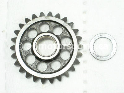 Used Yamaha Dirt Bike YZ250F OEM part # 5NL-15651-00-00 kick idle gear for sale
