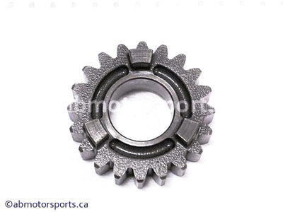 Used Yamaha Dirt Bike YZ450F OEM part # 5TA-17141-10-00 pinion gear 20 teeth for sale