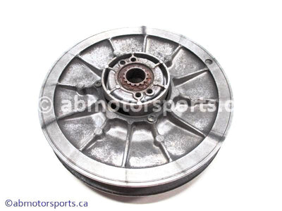 Used Yamaha Snowmobile PHAZER MTX OEM part # 88R-17660-03-00 and 8GC-17670-00-00 and 8AT-17684-01-00 secondary clutch for sale