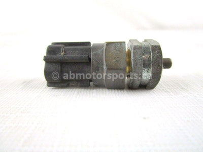 A used Temp Air Sensor from a 1997 MOUNTAIN MAX 600 Yamaha OEM Part # 8CC-83591-00-00 for sale. Yamaha snowmobile parts!