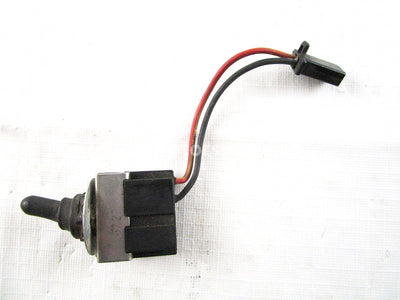 A used Fuel Switch from a 1997 MOUNTAIN MAX 600 Yamaha OEM Part # 8CC-8399Y-00-00 for sale. Check out our online catalog for more parts that will fit your unit!