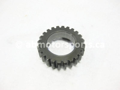 Used Yamaha Snowmobile PHAZER MTX OEM part # 8GJ-17143-00-00 gear reverse pinion 24t for sale