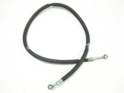 Used Yamaha Snowmobile PHAZER MTX OEM part # 8GC-25872-10-00 brake hose for sale
