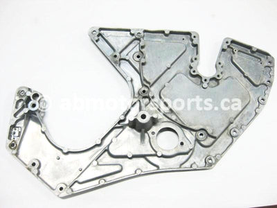 Used Yamaha Snowmobile PHAZER MTX OEM part # 8GC-21991-00-00 reinforcement housing for sale