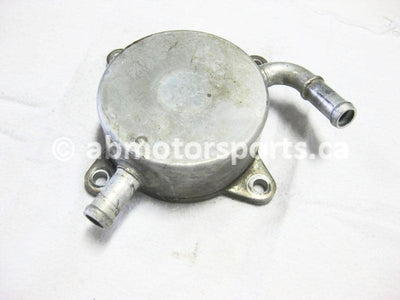 Used Yamaha Snowmobile PHAZER MTX OEM part # 8GC-13470-00-00 oil cooler for sale