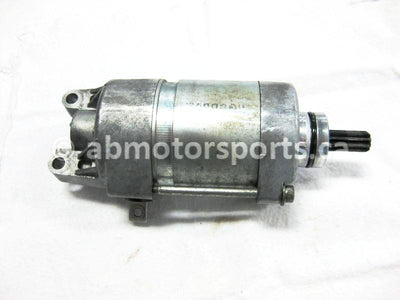 Used Yamaha Snowmobile PHAZER MTX OEM part # 8GC-81890-00-00 OR 8GC-81890-01-00 starter for sale