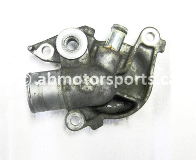Used Yamaha Snowmobile PHAZER MTX OEM part # 8GC-12469-00-00 cooling joint for sale