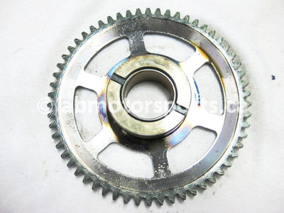 Used Yamaha Snowmobile PHAZER MTX OEM part # 8GC-15515-00-00 starter gear for sale