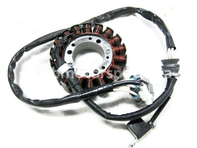 Used Yamaha Snowmobile PHAZER MTX OEM part # 8GC-81410-00-00 OR 8GC-81410-10-00 stator assembly for sale