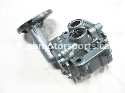 Used Yamaha Snowmobile PHAZER MTX OEM part # 8GC-13300-00-00 oil pump assembly for sale