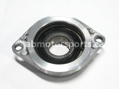 Used Yamaha Snowmobile NYTRO MTX OEM part # 8GL-47631-00-00 axle bearing housing for sale