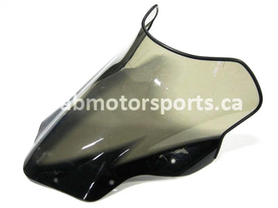 Used Yamaha Snowmobile NYTRO MTX OEM part # 8GL-K7210-10-00 windshield for sale