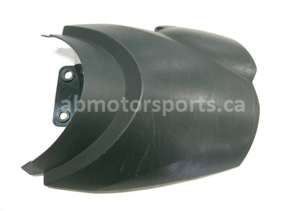 Used Yamaha Snowmobile NYTRO MTX OEM part # 8GL-24756-00-00 rear exhaust cover for sale