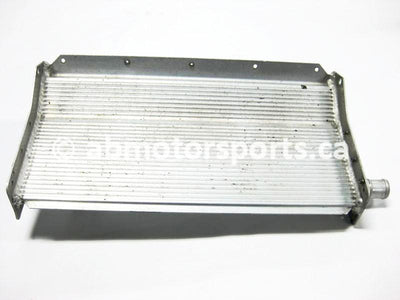 Used Yamaha Snowmobile NYTRO MTX OEM part # 8HA-12440-00-00 front heat exchanger assembly for sale