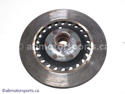 Used Yamaha Snowmobile 700 VMAX TRIPLE OEM part # 8CR-2581T-00-00 brake disc for sale