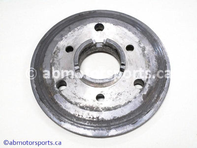 Used 1997 Yamaha Snowmobile V Max 600 OEM part # 8CA-12618-00-00 fan pulley half for sale