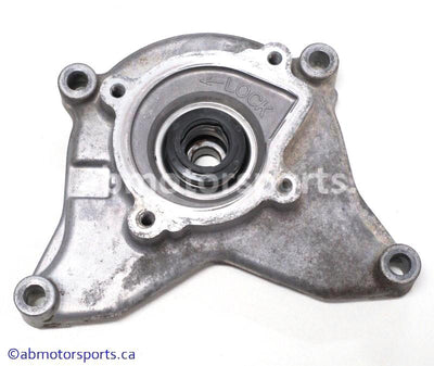 Used 1997 Yamaha Snowmobile V Max 600 OEM part # 8CR-12421-00-00 inner water pump housing for sale