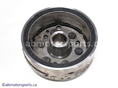 Used 1997 Yamaha Snowmobile V Max 600 OEM part # 8CR-85550-00-00 flywheel rotor for sale