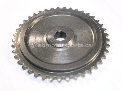 A used Driven Sprocket from a 2007 PHAZER MTN LITE Yamaha OEM Part # 8GC-13355-00-00 for sale. Looking for parts near Edmonton? We ship daily across Canada!