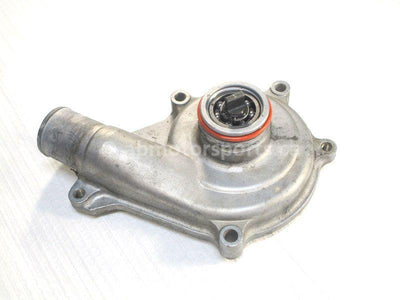A used Water Pump Housing from a 2007 PHAZER MTN LITE Yamaha OEM Part # 8GC-12421-00-00 for sale. Looking for parts near Edmonton? We ship daily across Canada!