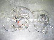 Used Yamaha UTV RHINO 700 FI OEM part # 5B4-82590-20-00 wire harness for sale