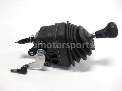 Used Yamaha UTV RHINO 700 FI OEM part # 5UG-18300-10-00 OR 5UG-18300-00-00 OR 5UG-18300-01-00 shifter for sale