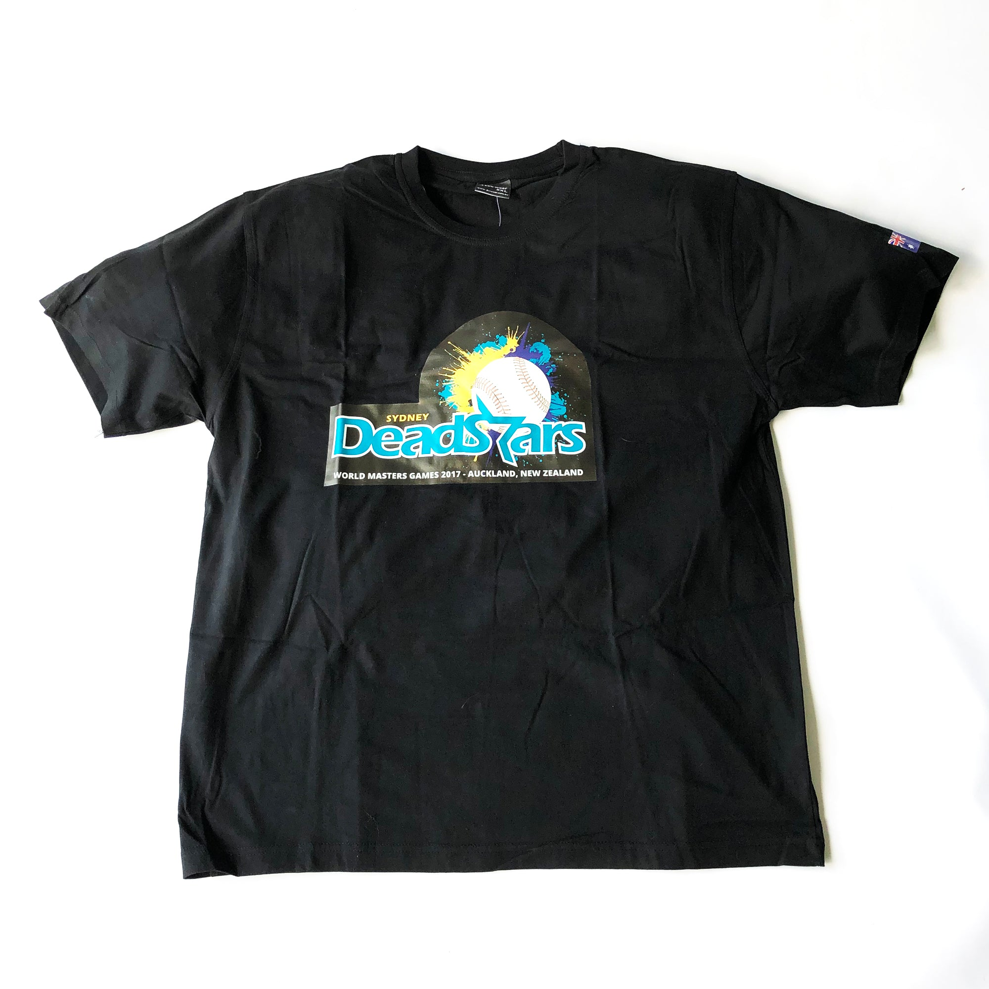 2017 World Masters Games T Shirt