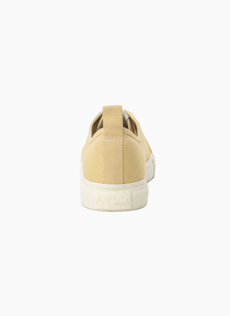 POOLSIDE SNEAKER SUMMER YELLOW