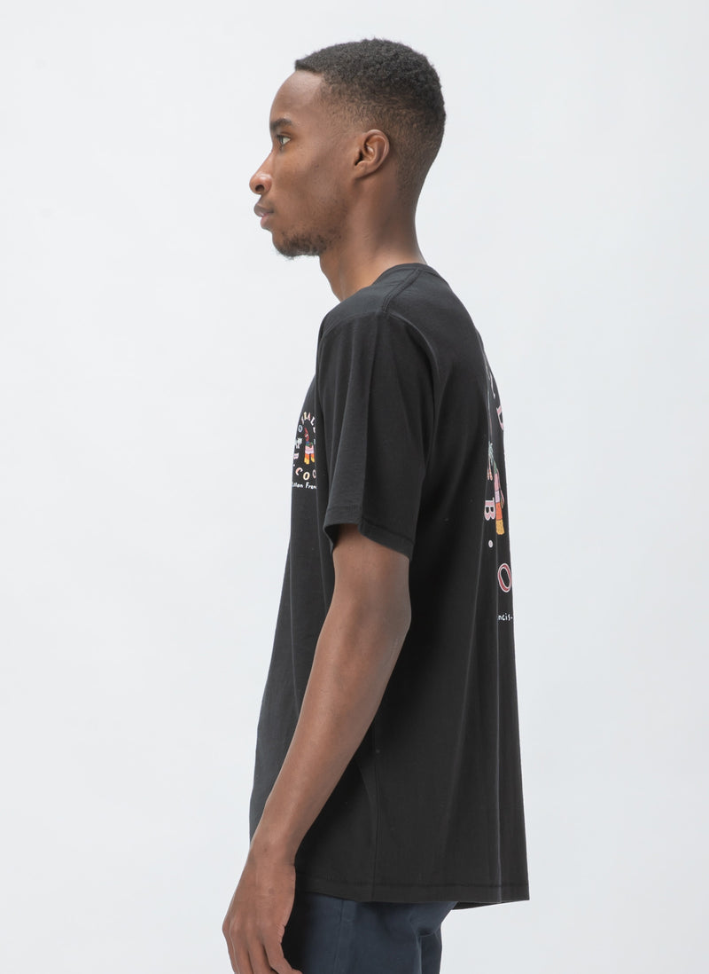 Vacation Gerald Tee Black