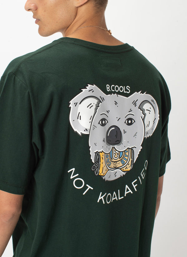 Not Koalafied Tee Forest - VIP