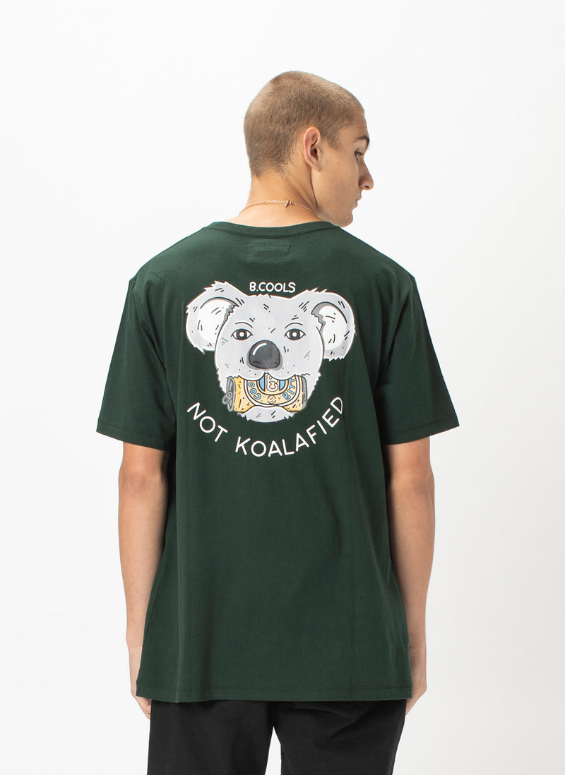 Not Koalafied Tee Forest