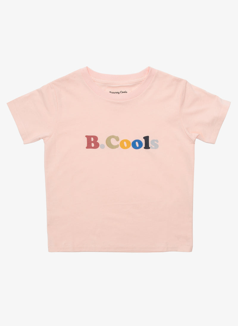 B.Cools Retro Kids Tee Pink