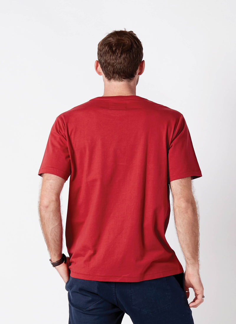 Cools Sports Homie Tee Dull Red