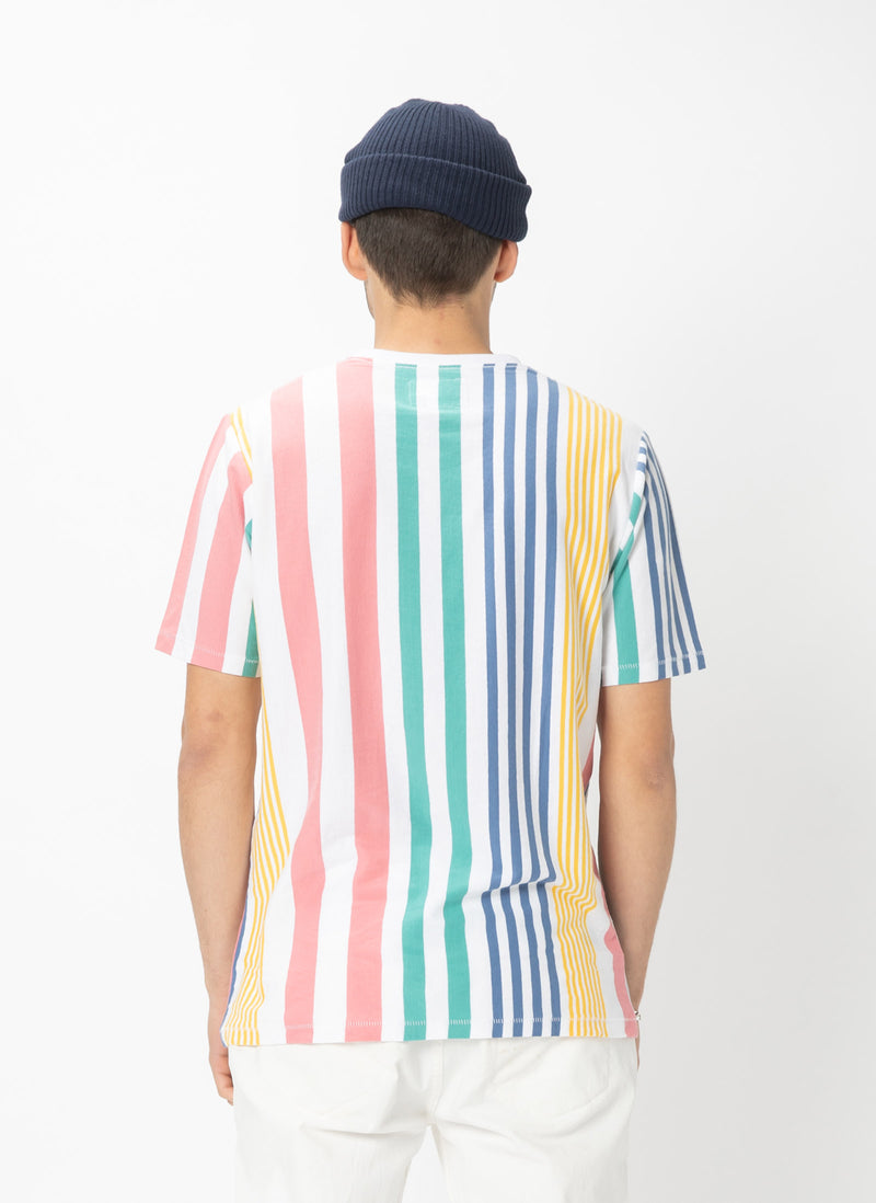 B.Cools Embro Tee Candy Stripe