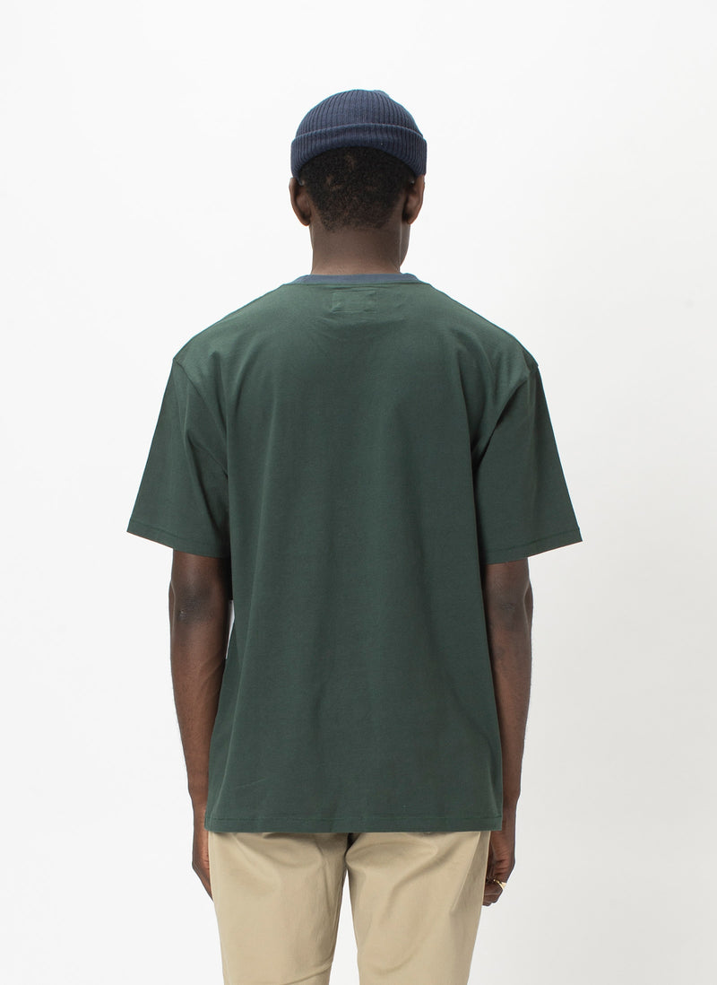 Heritage Tee Forest Panel