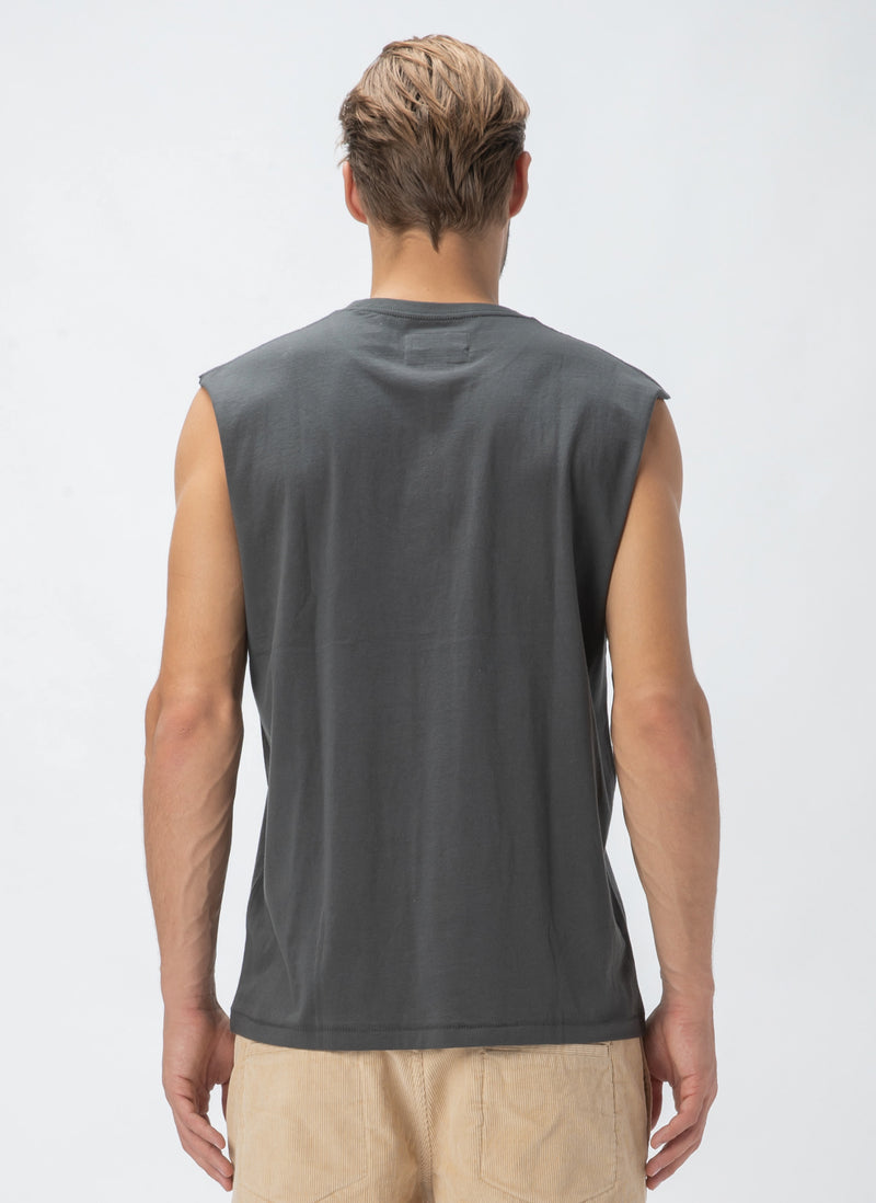 B.Cools Embro Muscle Tee Black