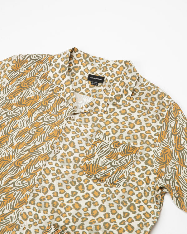 Holiday Camp-Collar Shirt Safari - Sale