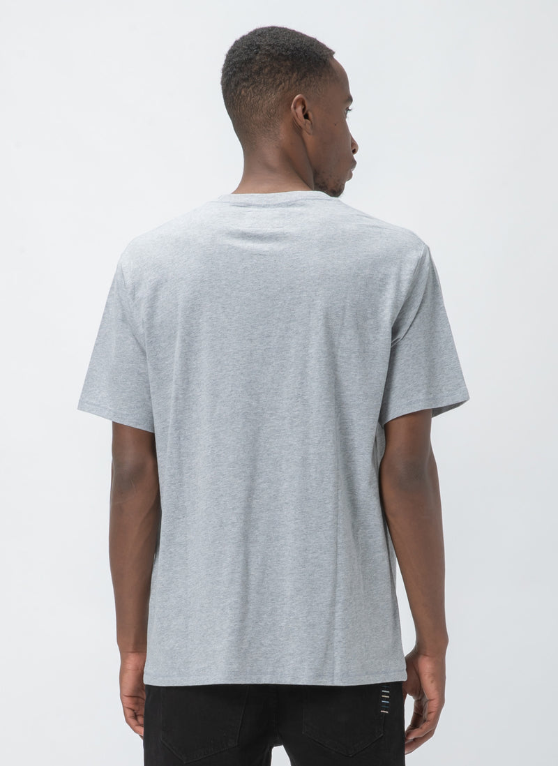 Cools Tee Grey Melange