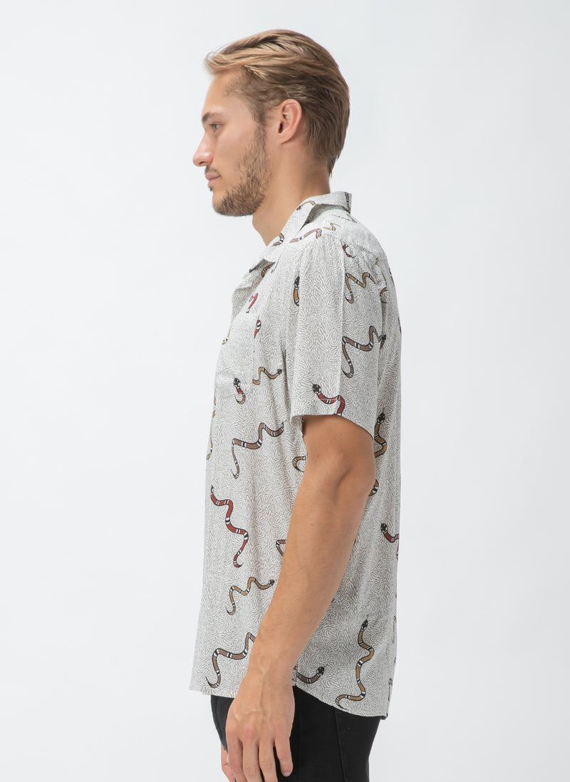 Holiday Short-Sleeve Shirt Sea Snakes