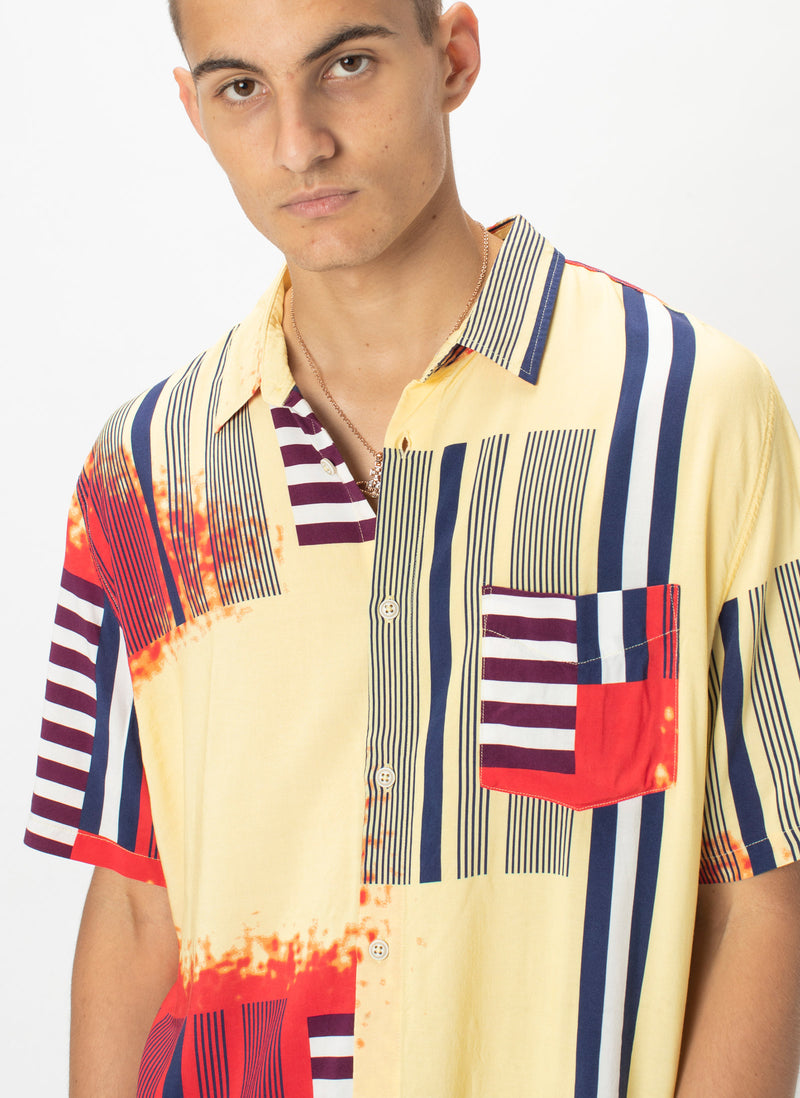 Holiday Short-Sleeve Shirt Miami - Sale