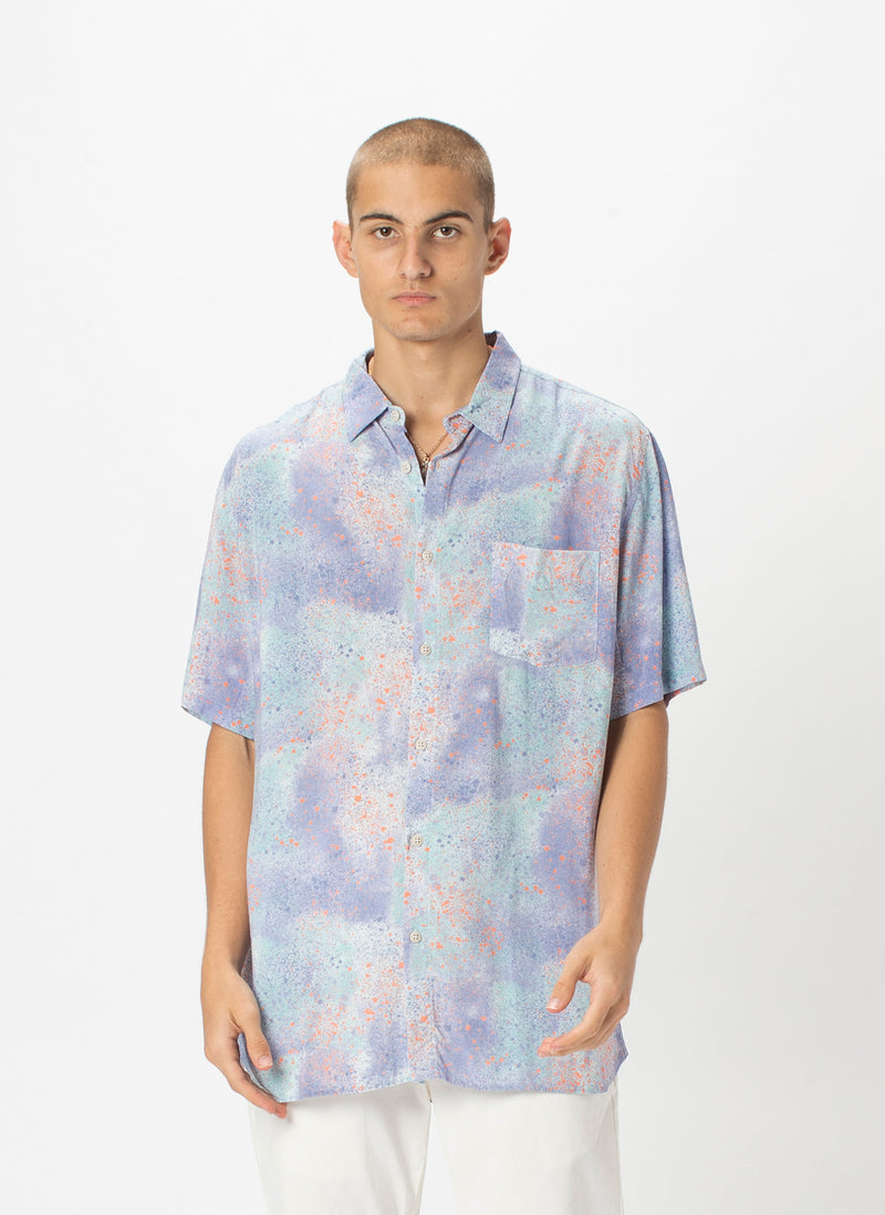 Holiday Short-Sleeve Shirt Sea Spray - Sale
