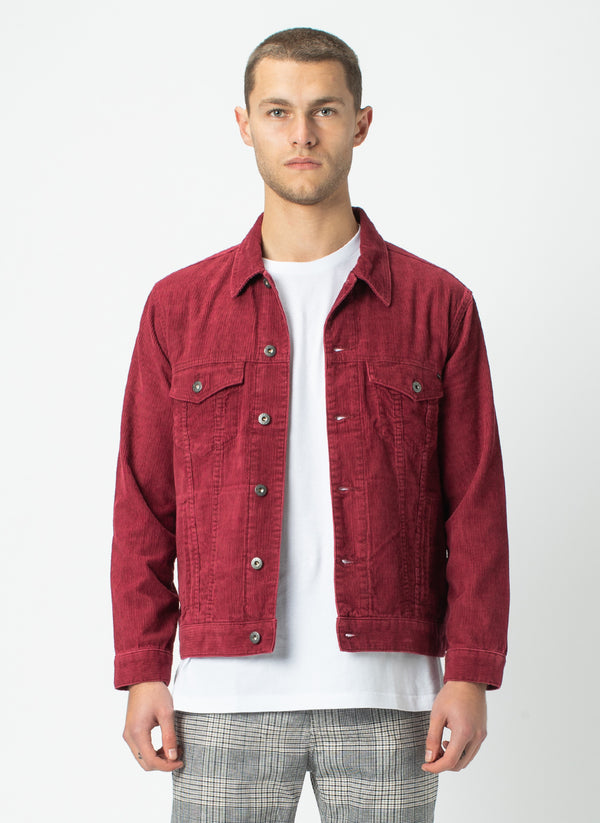 B.Rigid Jacket Red Cord - Sale